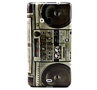 Speaker   Pattern TPU Soft Case for Nokia N535