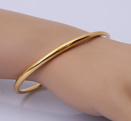 China Gold Series Bracelet 1 (Adjustable Size)  Cuff Bracelets Wedding/Party/Daily/Casual 1pc