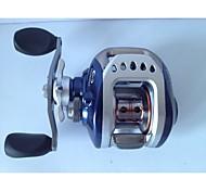 CRS2000L  6.3:1 10 Ball Bearings Bait Casting Baitcast Reels Left-handed