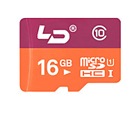 Classe 10 16gb microsd cartão de memória TF cartão