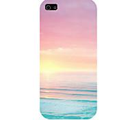 die Wellen des Meeres Muster Telefon zurück Fall Deckung für iphone5c