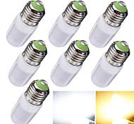 LED a pannocchia 27 SMD 5730 Ding Yao T E26/E27 3W 420 LM Bianco caldo / Luce fredda 10 pezzi DC 12 V