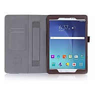 """Qualitätshandschlaufe Ledertasche Mappenabdeckung für Samsung Galaxy Tab ein p550 9.7 """""""