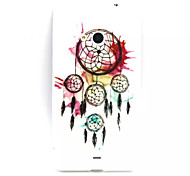 For Nokia Case Transparent / Embossed Case Back Cover Case Dream Catcher Soft TPU Nokia Nokia Lumia 535 / Nokia Lumia 435