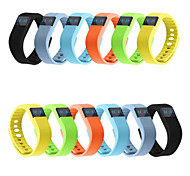 Bluetooth 4.0 Smart Bracelet Waterproof Wearable Sleep Monitoring Bluetooth Sports Pedometer
