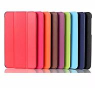 venta superior de cuero custer flip casos de cuerpo completo con función de soporte para lg Gpad x 8.3 (colores surtidos)