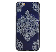 Sunflower  Pattern PC Phone Case For iPhone 6