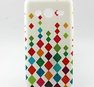 Colorful Diamond Pattern TPU Material Soft Phone Case for Samsung G355H G530 G357F G360 G386F G850F G3500