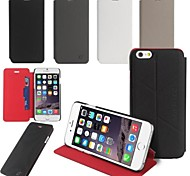 Soft-Tec Ultra-Premium Wallet Stand Case/Cover for iPhone 6 plus