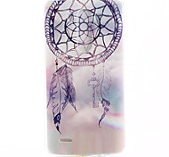 For LG Case Pattern Case Back Cover Case Dream Catcher Soft TPU LG