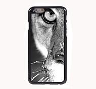 Half Face Design Aluminum Hard Case for iPhone 6