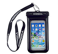 2015 New Product For Iphone 6 waterproof mobile phone case/ Phone PVC Waterproof Dry Bag For Swimming
