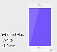 luce rtako®anti-blu facile installare 0,1 millimetri con panno di pulizia dello schermo in vetro temperato protezione per il iphone 6 più