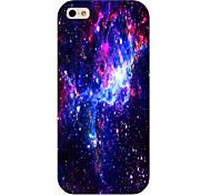 o céu estrelado padrão telefone tampa da caixa traseira para iphone5c