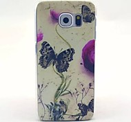 Butterfly Pattern PC Material Phone Case for Galaxy S6 / Galaxy S6 edge / Galaxy S3 / Galaxy S5Mini