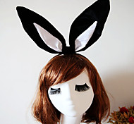 Oversized Rabbit Ears Headband Christmas Halloween Party Photo Styling Hair Accessories Hair Styling Studio