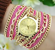 """Women'S Watch Hawaiian StyleSimple RoundHand-Woven WatchesStudents Watch"""