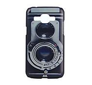 Kamera-Muster PC harter Kasten für Galaxie J1 / J5 / G850