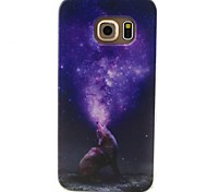 Star Pattern TPU Material Phone Case for Samsung Galaxy S3 S4 S5 S6 S3Mini S4Mini S5Mini S6 edge