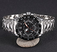 Men's Fashion Sports Watches Classic Style Japanese Original Movement Stainless Steel Strap Luxury Brand Watches