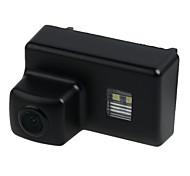 HD Car Rear View Reversing Backup Camera for Citroen C4L/Xsara Picasso/C4 Picasso 6V/12V/24V License Plate Lamp with LED