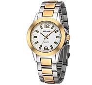 Herrenuhr japan ursprünglichen Bewegung klassischen schlichten Stil Edelstahlarmband Luxus Uhren der Marke