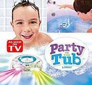 Children's Bath Crock Light-Emitting Toys/Bath Time Light Show