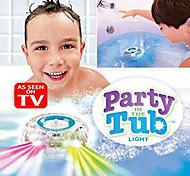 jouets émettant de la lumière mijoteuses bain / spectacle de lumière l'heure du bain des enfants