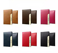 Luxury Leather Ultra Thin Smart Stand Case Cover for iPad Air 2 (Assorted Colors)