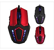 Hot sale Adjustable 3200DPI 6 Buttons Optical USB Wired Gaming Game Mouse LED for PC Laptop