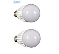 2pcs MORSEN® E27 7W 700-800LM Support Dimmable Light COB LED Global Bulb