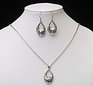 European Fashion  Hollow Jewelry Set series 10