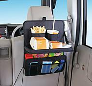bandeja assento de carro portátil montar refeição bebida suporte de secretária titular da Copa de multi bandeja carro comida ficar