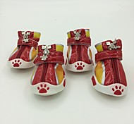 New Design Fashion Dog Shoes Hot Sale