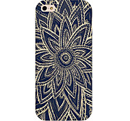 Flowers Pattern Phone Back Case Cover for iPhone5C