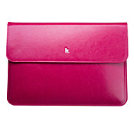 JISONCASE Laptop  Double Color Leather Briefcase for APPLE Mac Book Air 13.3""