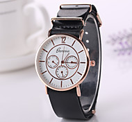 Vintage Stainless Steel Fashion Pu Leather Strap Momen    Clock Relogio Quartz Casual Wrist Watch Momen 2015