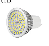 8W E14 / GU10 / GU5.3(MR16) / E26/E27 Focos LED 48 SMD 2835 720 lm Blanco Cálido / Blanco Fresco AC 85-265 V 1 pieza
