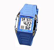 Children Sports Watch Multi-function Digital Back Light alarm With high Quanlity Guarantee(Assorted Colors)