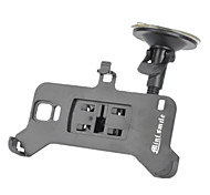 Mini smile™ Bendable Car Mount Holder with Suction Cup for Samsung Galaxy Note 4 / N9100 - Black