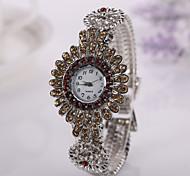 Hot Sale Fashion Casual Watch Women Dress Watches Flower Bracelet Ladies Wristwatch Original Female Clock