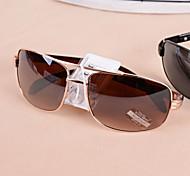 Unisex 's Foldable Oval Sunglasses
