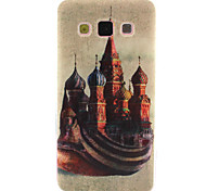 Castle Pattern TPU Phone Case For Galaxy A3/A5