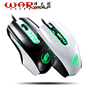 7D LED Game Mouse With  SystemWindows2000,XP(SP2SP3).Vista.Windows7.windows8
