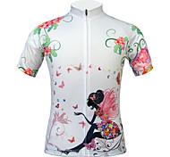 Mailliot -( Voir l'image ) de Cyclisme -Respirable/Résistant aux ultraviolets/Séchage rapide/Résistant à la