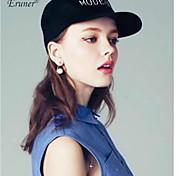 Euner® New style fashion temperament stud earrings fashion women earring accessories