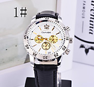 Men's A New Mechanical  With Calendar Kafur Lily Watch Wrist Watch Cool Watch Unique Watch