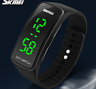 SKMEI® Unisex New Fashion LED Digital Watch Silicone Strap Sport Bracelet
