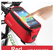 ROSWHEEL 4.2Inch/4.8Inch/5.5 Inch Cycling Waterproof Bike Tube Touch Screen Iphone Samsung Phone Bag