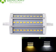 Fari 27 SMD 5730 SENCART Modifica per attacco al soffitto R7S 9 W Intensità regolabile/Controllo a distanza/Decorativo 900 LMBianco